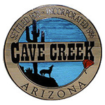cave creek area logo