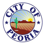 city of peoria logo