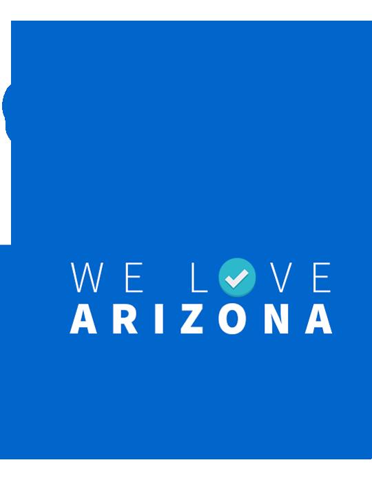 We Love Arizona