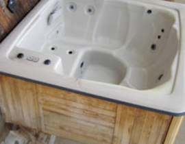 az junk hot tub removal