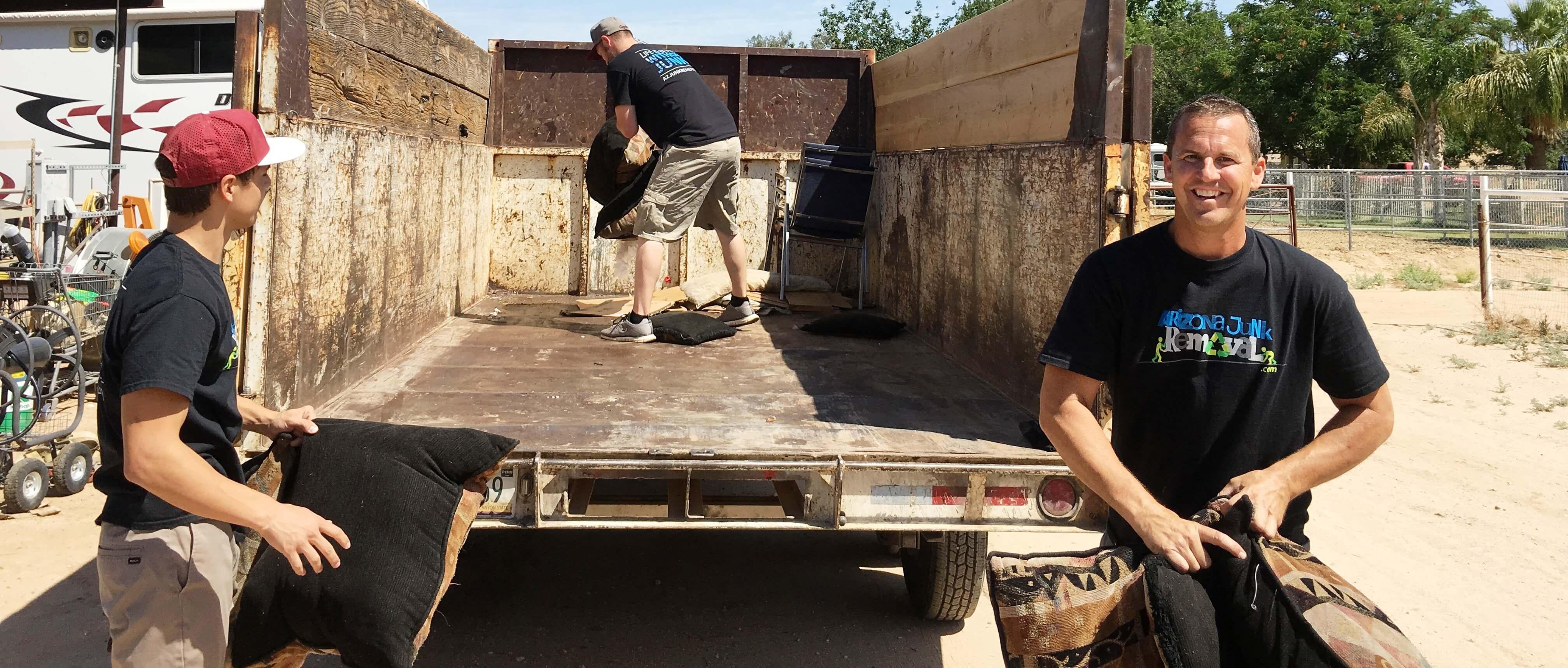 Best local az junk removal - Arizona Junk Removal