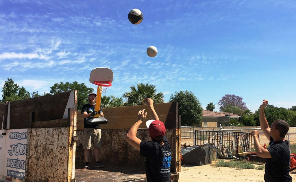 Removing And Donating Your Unwanted Junk In Phoenix