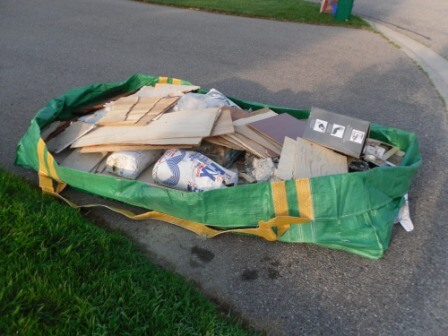 bagster vs dumpster rental