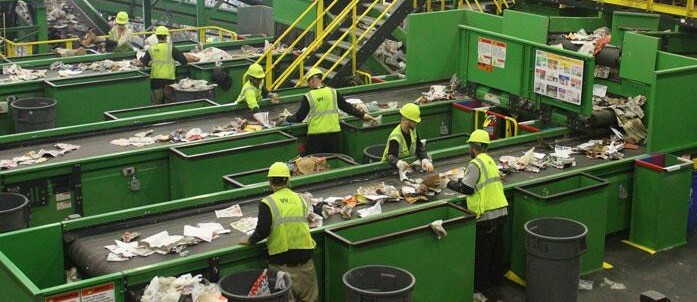 Recycling efforts in Phoenix rank among the lowest in the country.