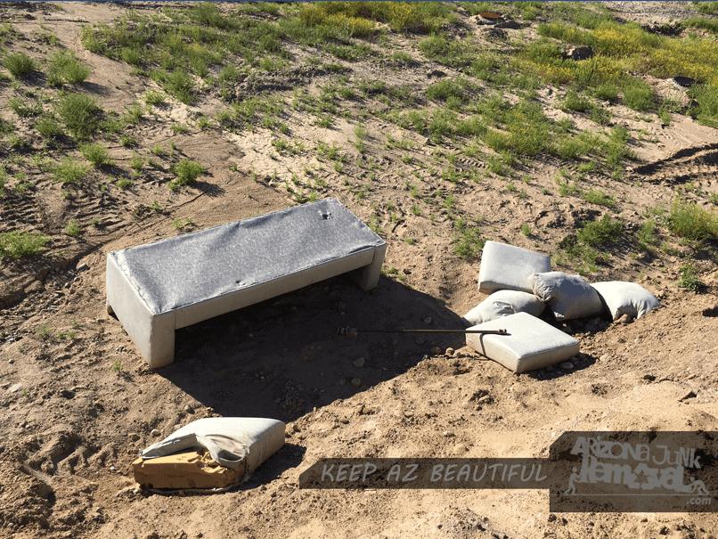 dumping pickup maricopa