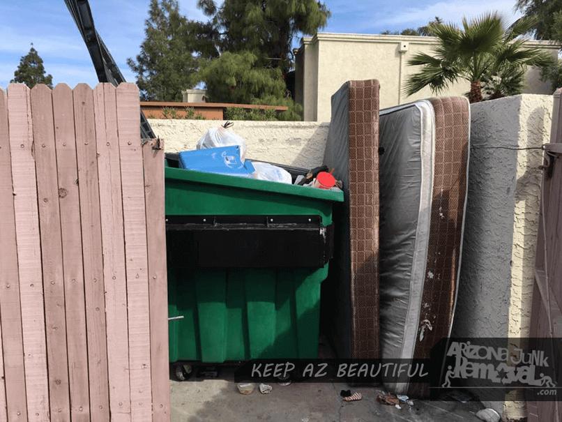 mattress pickup