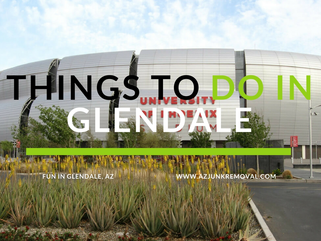 what to do in glendale