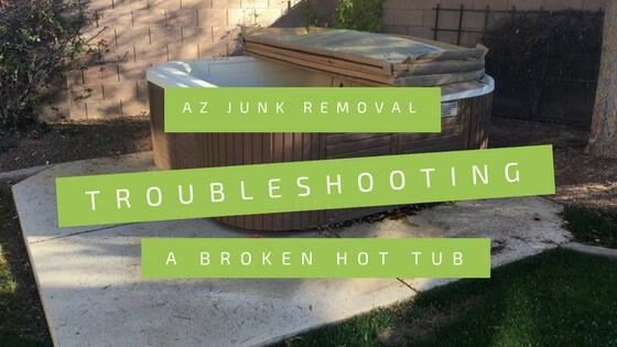 fix hot tub