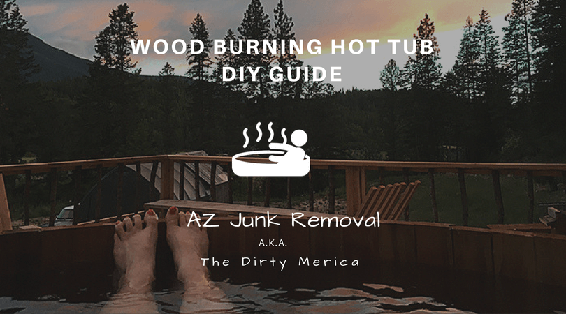 diy heated hot tub