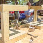 build up frame