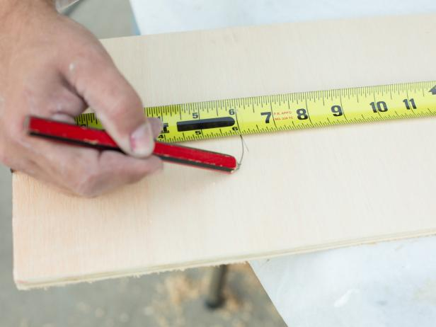 cutting and measuring