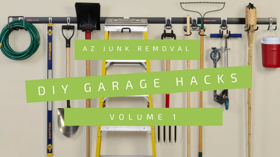 hacks for a garage