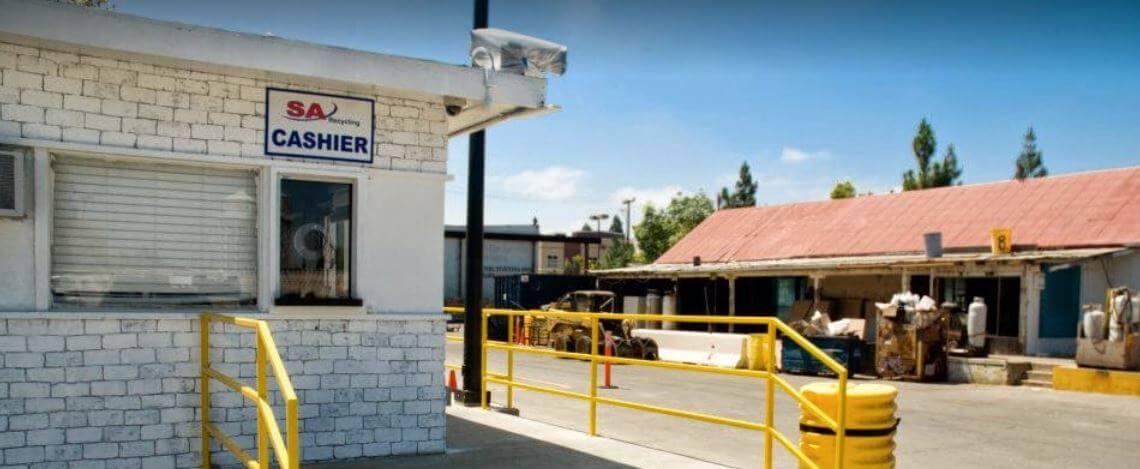 sa recycling center