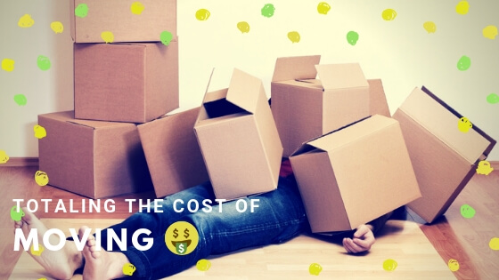 how much moving costs