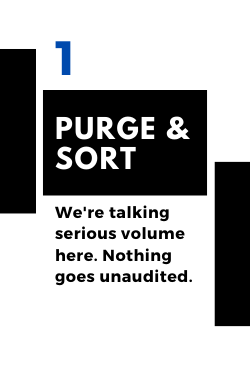 purge all your stuff