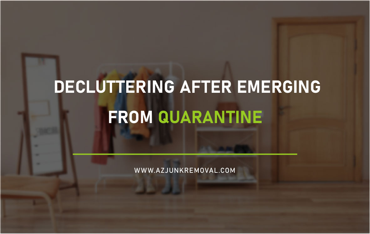 Decluttering After Emerging from Quarantine main featured image