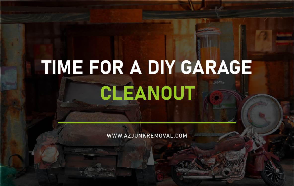 Time for a DIY Garage Cleanout featured image