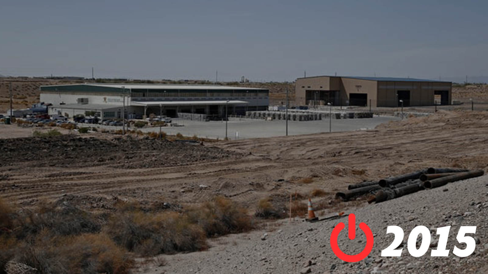 Glendale recycling plant